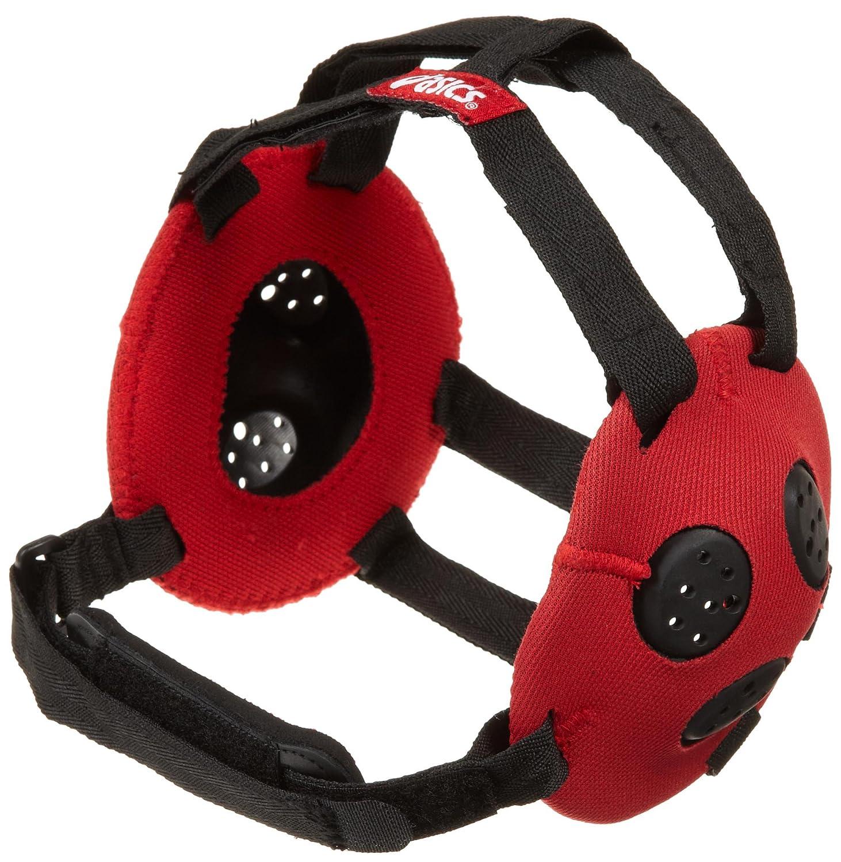 ASICS Youth Gel Ear Guard ASICS Jr. Gel Headgear Black One Size ZW802