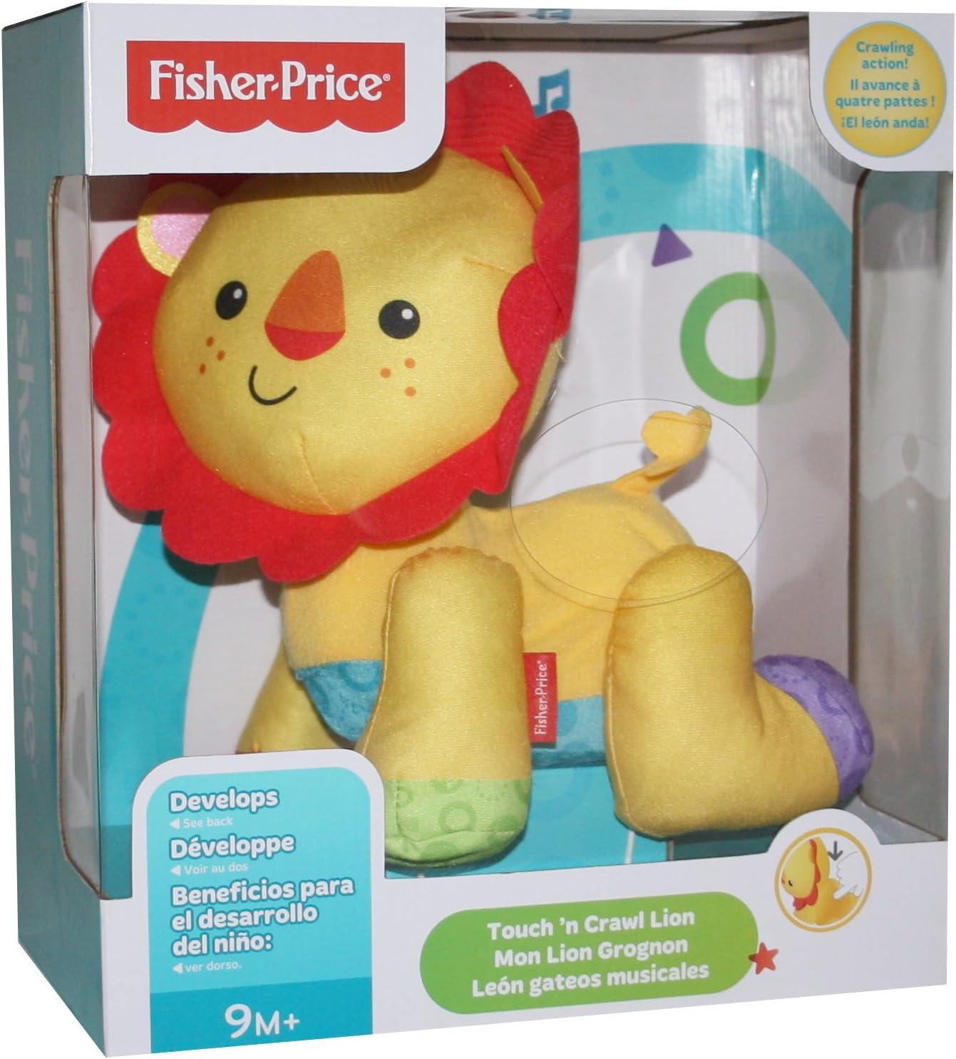 Babys 1 Kamera aus Plüsch Fisher Price DFR11 Knisterkamera