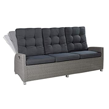 Amazonde Wholesaler Gmbh Lc Garden 3er Sofa Dreisitzer Modesto