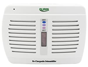 Gurin DHMD-110 Renewable Wireless Dehumidifier Review