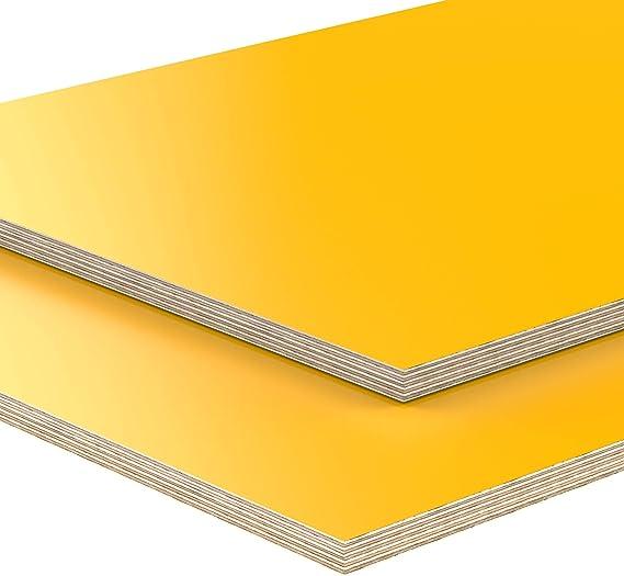 100x40 cm 18mm Multiplex Zuschnitt gr/ün melaminbeschichtet L/änge bis 200cm Multiplexplatten Zuschnitte Auswahl