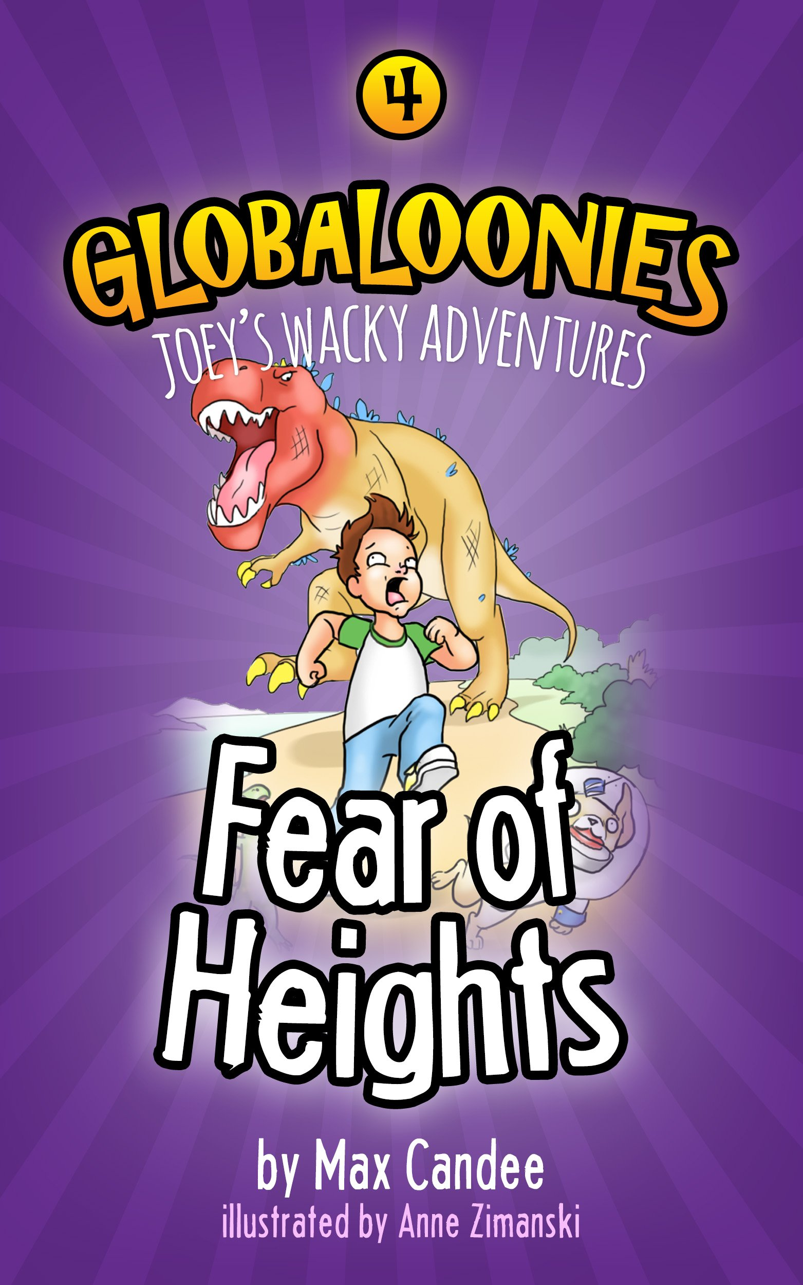 Globaloonies 4: Fear of Heights (English Edition)