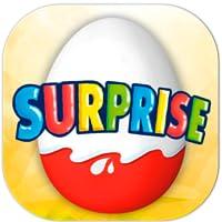 Surprise Eggs & Toys