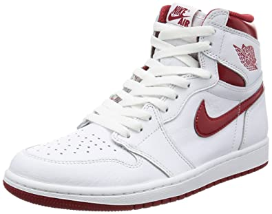 bc3f5a5bbae7 Image Unavailable. Image not available for. Color  Air Jordan 1 Retro High  OG  quot Metallic ...