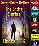 Garrett & Petrus Action Thrillers Entire Series 4 book Box Set : Choice of Weapon, Another Way Home, Blood of Lions, Savage Outcome