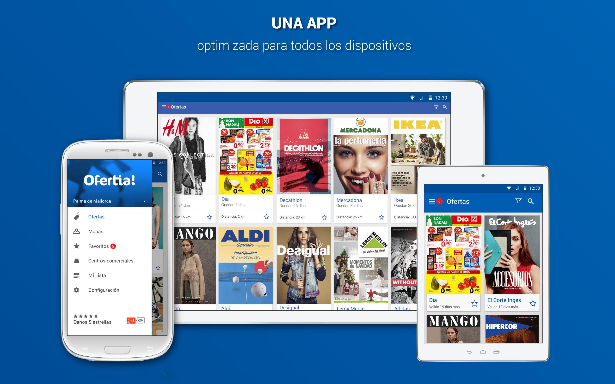 b1ef8ba6e1 Ofertia - Ofertas y Tiendas  Amazon.es  Appstore para Android