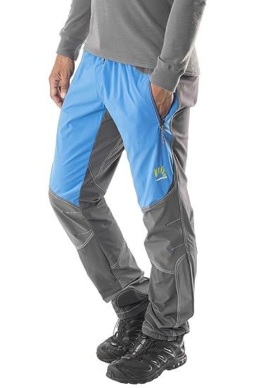 Karpos Rock Pants Men Bluette Lead Grey 2018 Hose lang  Amazon.de ... 48dfec0c87
