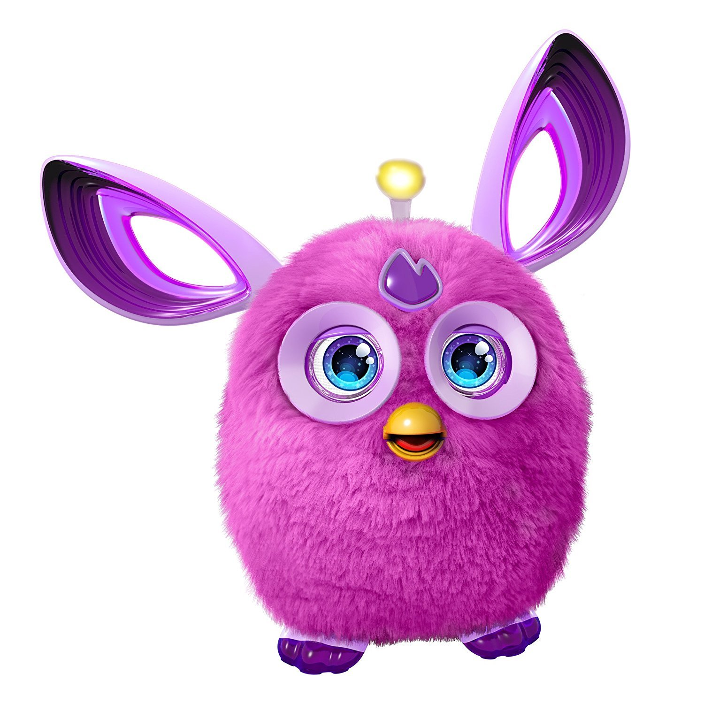 Hasbro Furby Connect Friend Purple [並行輸入品] B077P5593W