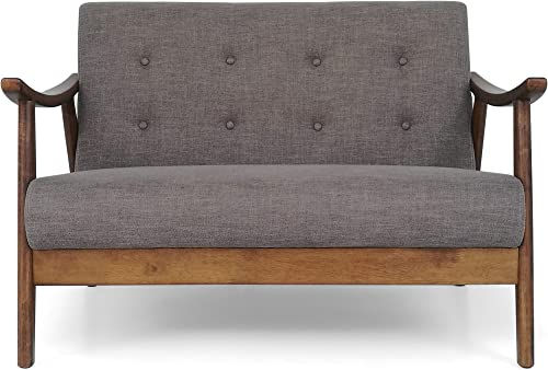 Christopher Knight Home Buda Mid-Century Modern Settee