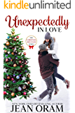 Unexpectedly in Love: A Second Chance Single Mom Christmas Romance (Christmas Mountain Clean Romance Series Book 6)