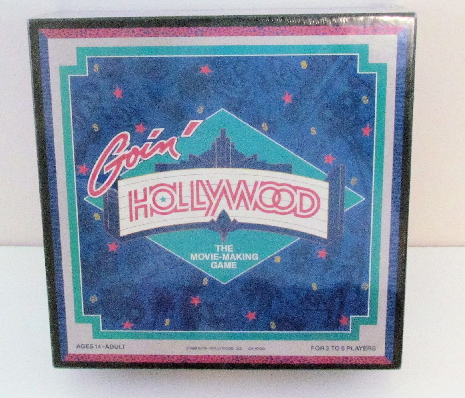 Goin' Hollywood The Movie-Making Game