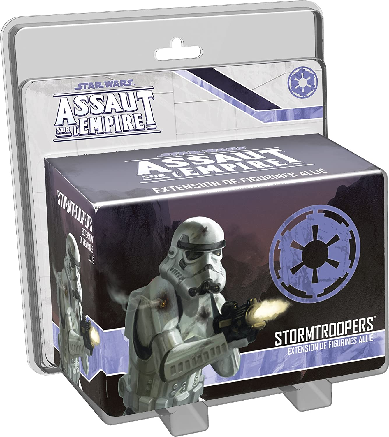 Asmodee ubiswi14  Star Wars  Assault on The Empire  Stormtroopers
