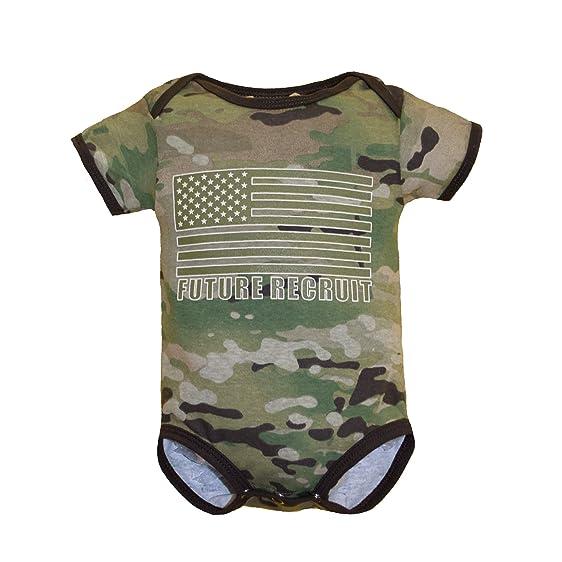 Amazon Com Tc Tiny Trooper Baby Boys Future Recruit Bodysuit