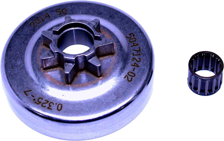 Genuine Husqvarna 505441501 Clutch Drum Spur Sprocket Fits 435 435e 440e OEM