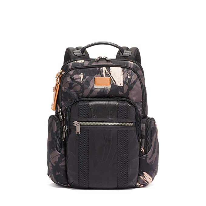 b9c32e47b9 TUMI - Alpha Bravo Nellis Laptop Backpack - 15 Inch Computer Bag for Men  and Women