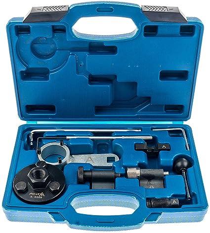 Motor de juego a 8209 Juego de herramientas de ajuste para VAG 1.6 y 2.0 Tdi