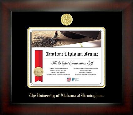 Amazon.com: Celebration Frames The University of Alabama at ...