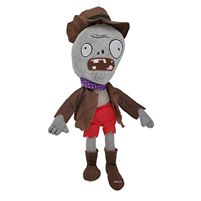 Plants Vs Zombies 2 Series Plush Toy Cowboy Zombie 30cm/12: Toys & Games