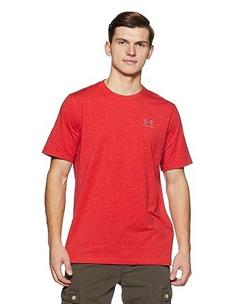 aa3fa980 Under Armour CC Left Chest Lockup Men's Short-Sleeve T-Shirt: Under ...