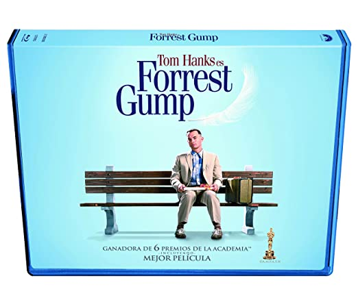 Forrest Gump (BD + BD Extras) [Blu-ray]: Amazon.es: Tom Hanks ...