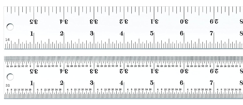 Starrett 69506 3//16 Thickness 1 1//4 Width 36 D2 OVERSIZE GFS Length