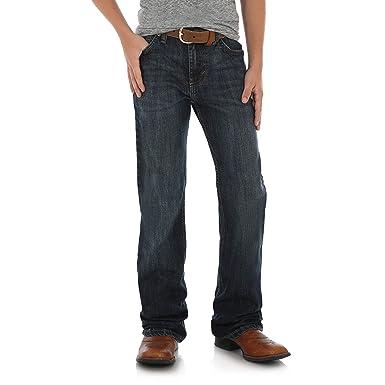 950ede68 Amazon.com: Wrangler Boys' Toddler 20X Vintage Boot Cut Jean ...