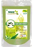 Natural Health And Herbal Product Neem Leaves(Azadirachta Indica) Powder for Pimple-free Clear Skin, 227g