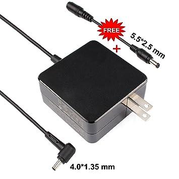 Amazon.com: 45 W 2.37 A Cargador Adaptador de alimentación ...