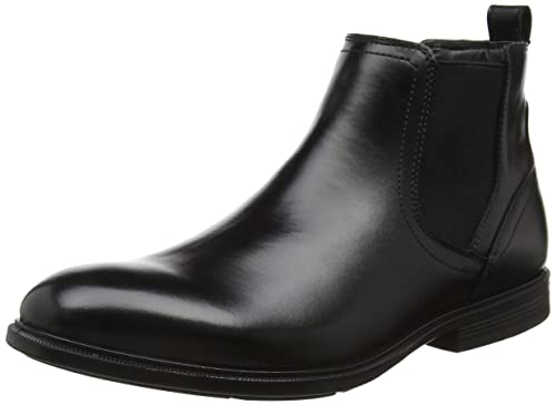 Hush Puppies Deacon Mainstreet, Botines para Hombre, Negro (Black), 40 EU: Amazon.es: Zapatos y complementos