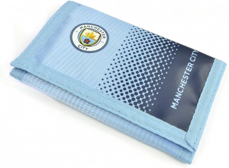 Ocean Blue FC Manchester City 2417 Portefeuille Mixte Enfant