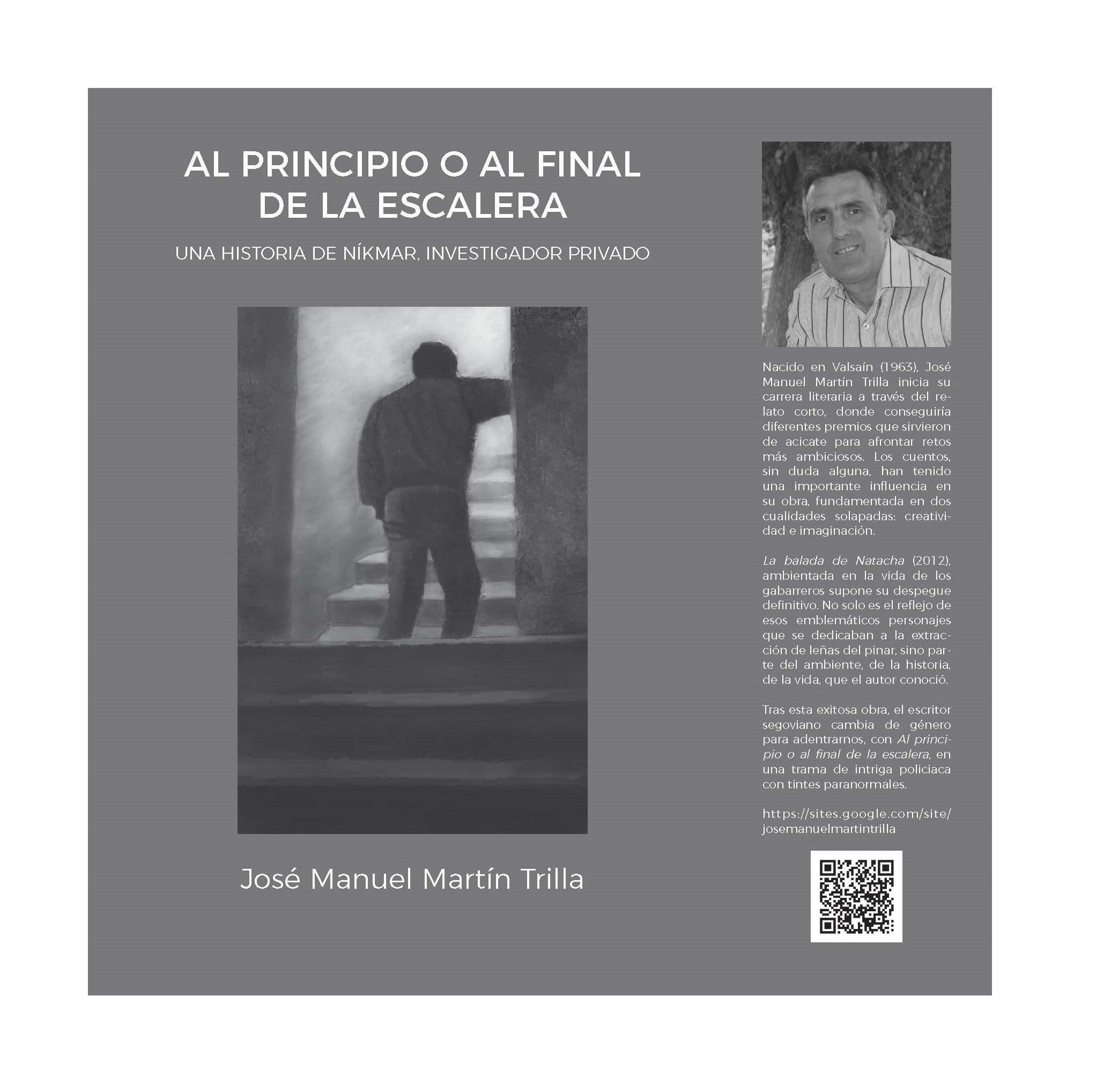 Al principio o al final de la escalera: Amazon.es: José Manuel: Libros