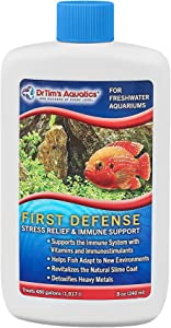 Dr. Tim's Aquatics Bene-FISH-al Mealworms Grinder Fish Food Enhancement Refill – High Protein, Spawning Conditioning – Adds Extra Flavor, All Natural – For Freshwater, Marine Aquaria – 1.04 Oz.