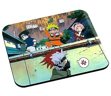 Alfombrilla de ratón Naruto Sasuke Sakura desempeña un ...