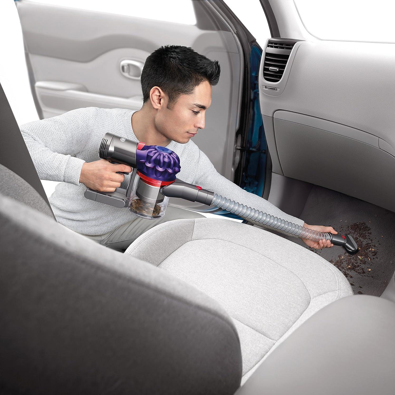 Dyson V7 Car Boat Cord-Free Handheld Vacuum Cleaner Purple