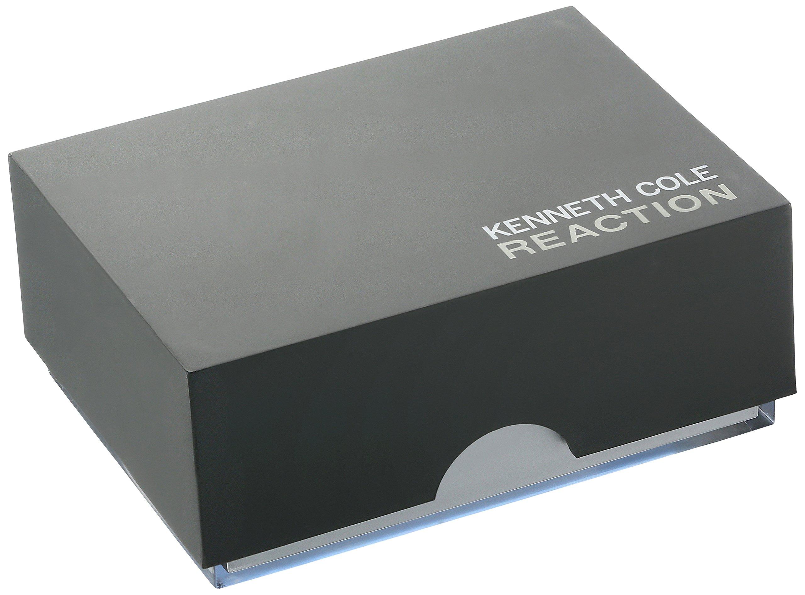 Kenneth Cole REACTION Men's Classic Tie Clip,Silver,One Size by Kenneth Cole REACTION (Image #3)