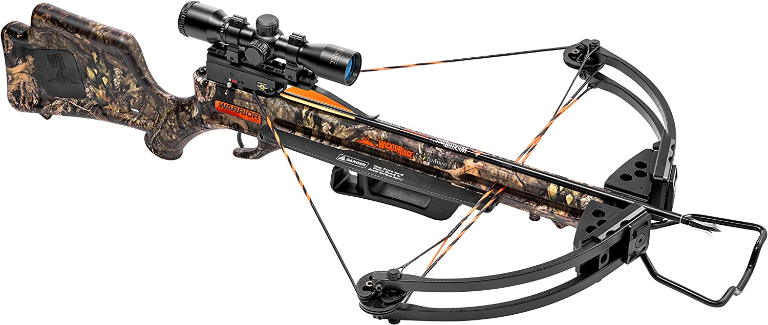 Best Crossbows: Wicked Ridge by TenPoint Invader G3 Crossbow Package