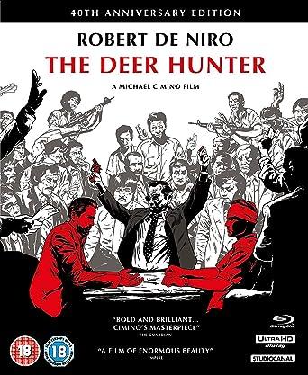 amazon com the deer hunter 40th anniversary 4k uhd blu ray