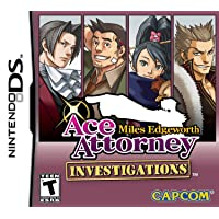 Ace Attorney Investigations: Miles / Game