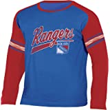 NHL National Hockey League Long Sleeve Tee