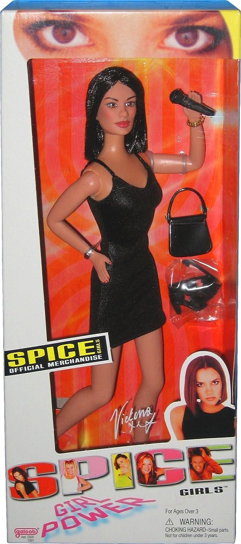 Muñeca de Moda Vintage 1997 Spice Girls Posh Spice Victoria ...