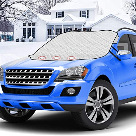 Honda Civic Universal Anti Frost Snow Ice Wind Screen Protector Cover