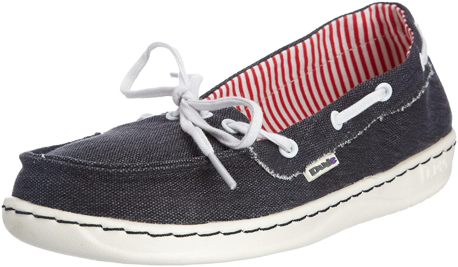Dude Moka Ladies Schuhes Schuhes Ladies Navy (37) b1de0e