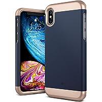 Caseology Stylish Sleek Premium Luxury Protective Glide Design Case for iPhone XS