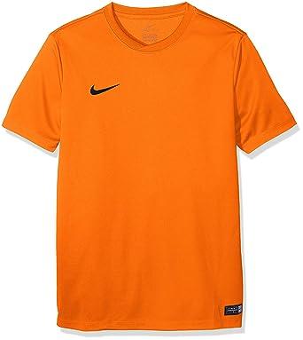 b3d21aba2 Nike Park VI, Kids Short-Sleeved Jersey: Amazon.co.uk: Clothing