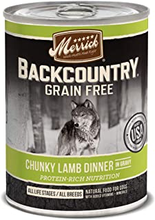 product image for Merrick Backcountry Grain Free Wet Dog Food