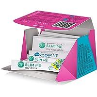 New & Improved Bikini Me 3 Days Slimming Supplements Kit - Flattens The Tummy, Suppresses Appetite & Balances Blood Sugar (3 Day Pack)