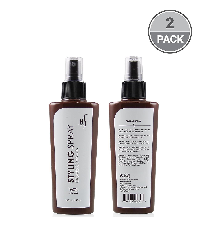Amazon Herstyler Hair Styling Spray No Damage Hairstyling