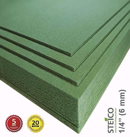 Steico Wood Fiber Flooring Underlayment For Laminate Vinyl Lvt Lvp