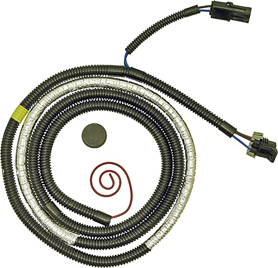 Dorman 600-600 4WD Actuator Wiring Harness for Select Chevrolet / GMC  Models, Black: Automotive - Amazon.comAmazon.com