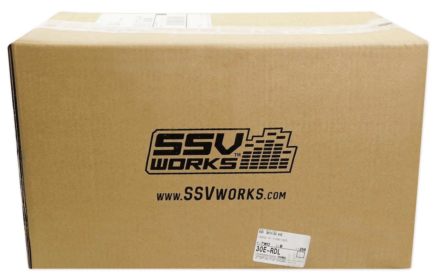 Can-Am Maverick X3 All-Years 6.5'' Speaker Pod Enclosures Front Kick Panels by SSV Works (Image #9)